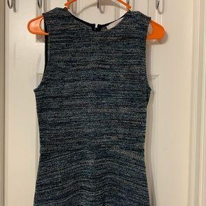 Loft Knit Green Dress